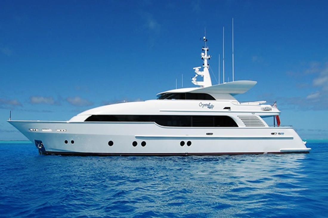 CRYSTAL LADY Motor Yacht