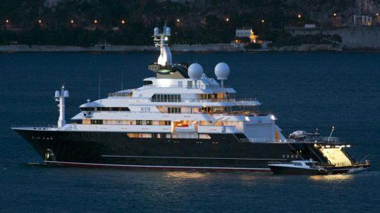 OCTOPUS Motor Yacht