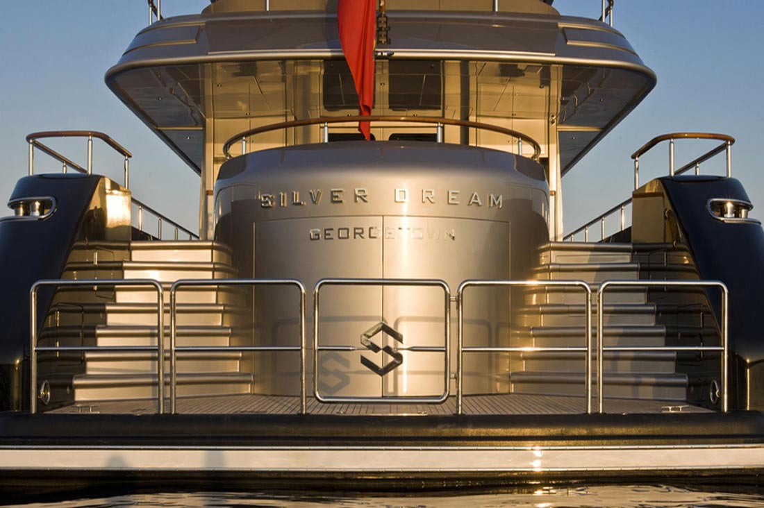 SILVER DREAM Motor Yacht