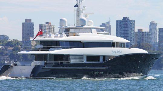 HEY JUDE Motor Yacht