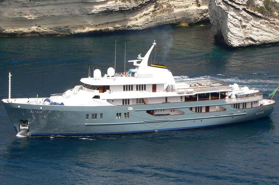 ALTAIR Motor Yacht