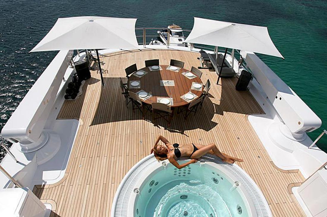 ANYA Motor Yacht
