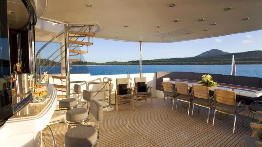 Delisle III Motor Yacht