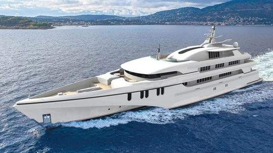 WHITE RABBIT Motor Yacht